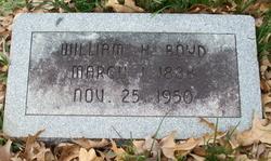 William Harrison Boyd
