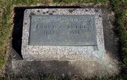 Olive Rachel <i>Kirkpatrick</i> Beers