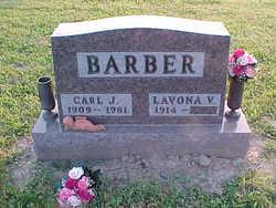 Carl John Barber