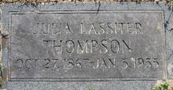 Julia Lassiter Thompson