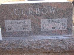 Nancy Pearl Nanny <i>Eslick</i> Curbow