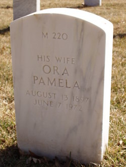 Ora Pamela <i>Hawkins</i> Barnhart