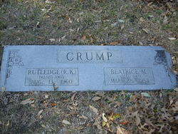 Beatrice M. <i>Day</i> Crump