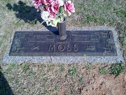 Mary Christine Christine <i>Johnson</i> Moss