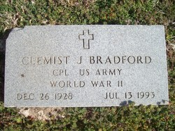 Clemist J. Bradford