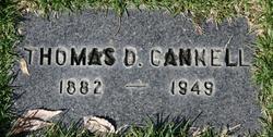 Thomas Douglas Cannell