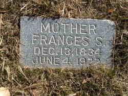 Francis Sarah <i>Brown</i> Castleton
