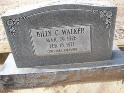 Billy Clydell Walker