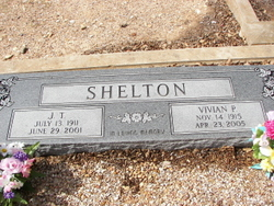 Vivian Pauline <i>Walker</i> Shelton
