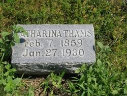 Catharina <i>Johns</i> Thams