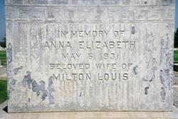 Anna Elizabeth <i>Steuben</i> Barnes