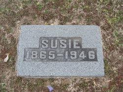 Susanna Wyatt Susie <i>Walters</i> Allen