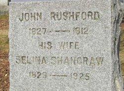 Selina <i>Shangraw</i> Rushford