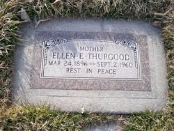 Ellen Elizabeth <i>Bennett</i> Thurgood