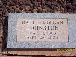 Hattie Alverda <i>Elliott</i> Morgan