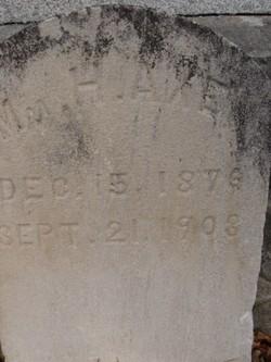 William H. Axe