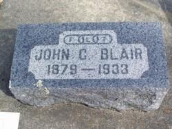 John C Blair