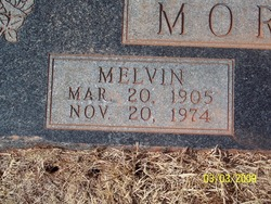Melvin Morgan