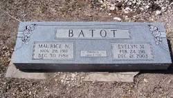 Evelyn Margaret <i>Joyner</i> Batot