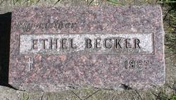 Ethel Becker