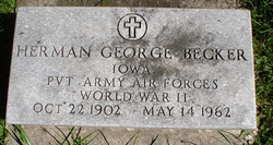 Herman George Becker