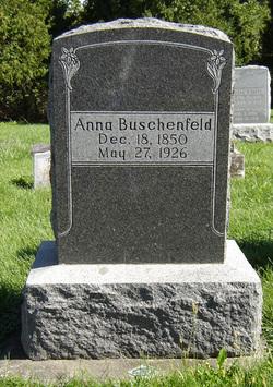 Anna Buschenfeld