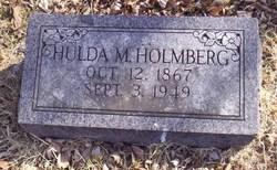 Hulda M. Holmberg