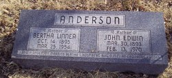 John Edwin Andy Anderson