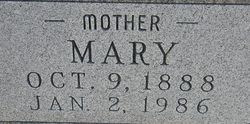 Mary Campbell