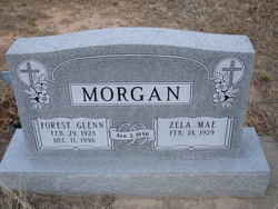 Zela Mae Morgan