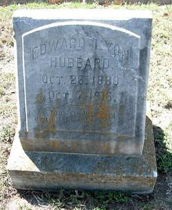 Edward Lyon Hubbard