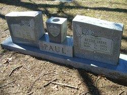 Bessie Irene <i>Yates</i> Paul