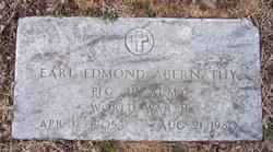 Edmond Earl Abernathy