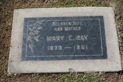 Mary Elizabeth <i>Belshe</i> Ray
