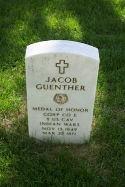 Corp Jacob Guenther