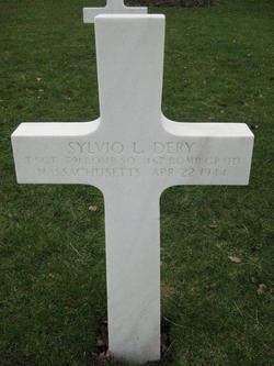 TSgt Sylvio L Dery