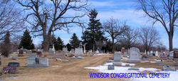 Windsor Congregational Cemetery