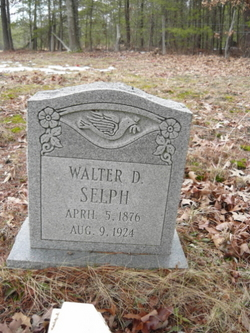 Walter Daniel Selph