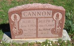 Ollie L. <i>Smith</i> Cannon