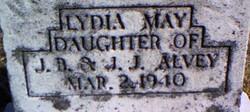 Lydia May Alvey
