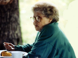 Doris <i>Evans</i> Alderson