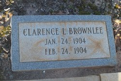 Clarence L. Brownlee