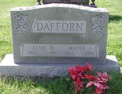 Maude Ella <i>Allison</i> Dafforn