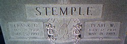 Pearl W. Stemple