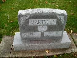 Mildred <i>Sefton</i> Martsolf