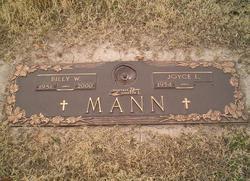 William Wayne Billy Mann