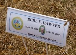 Burl Edward Hawver