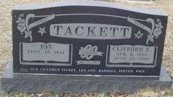 Clifford E. Tackett