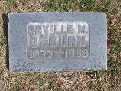 Orville M Osburn