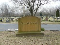 Jennie <i>Rosenthal</i> Blumrosen
